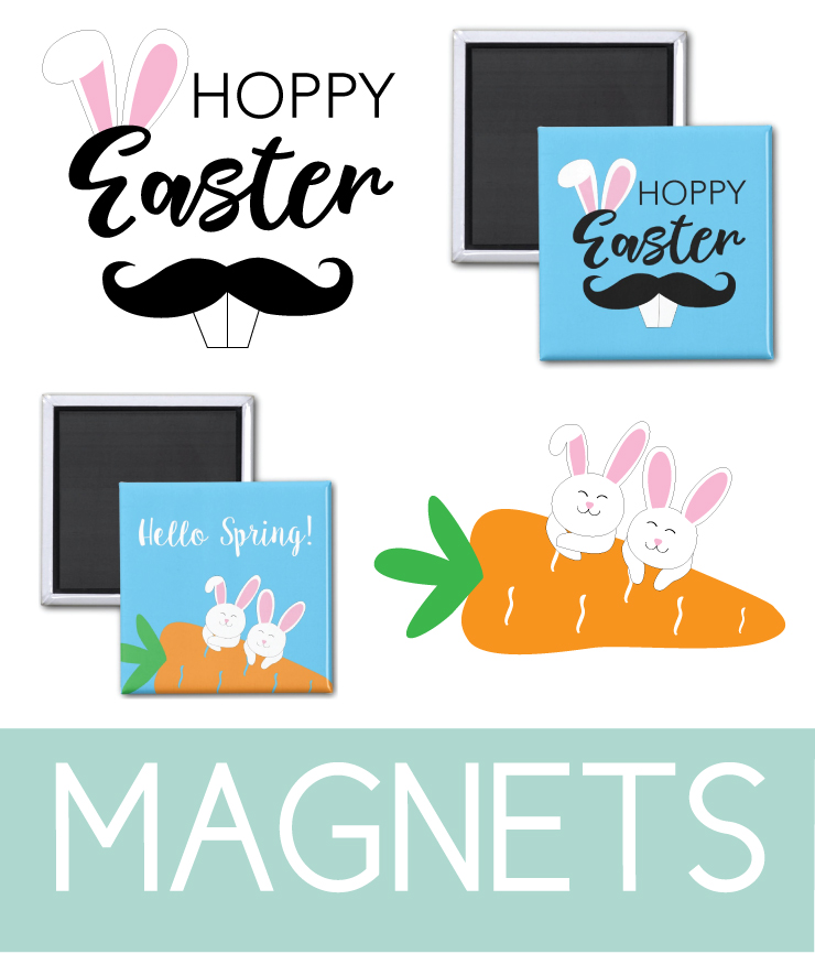 Easter Themed Magnets