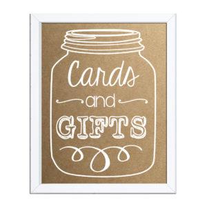 Mason Jar Cards and Gifts