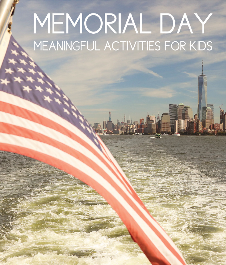 Meaningful Memorial Day Activities