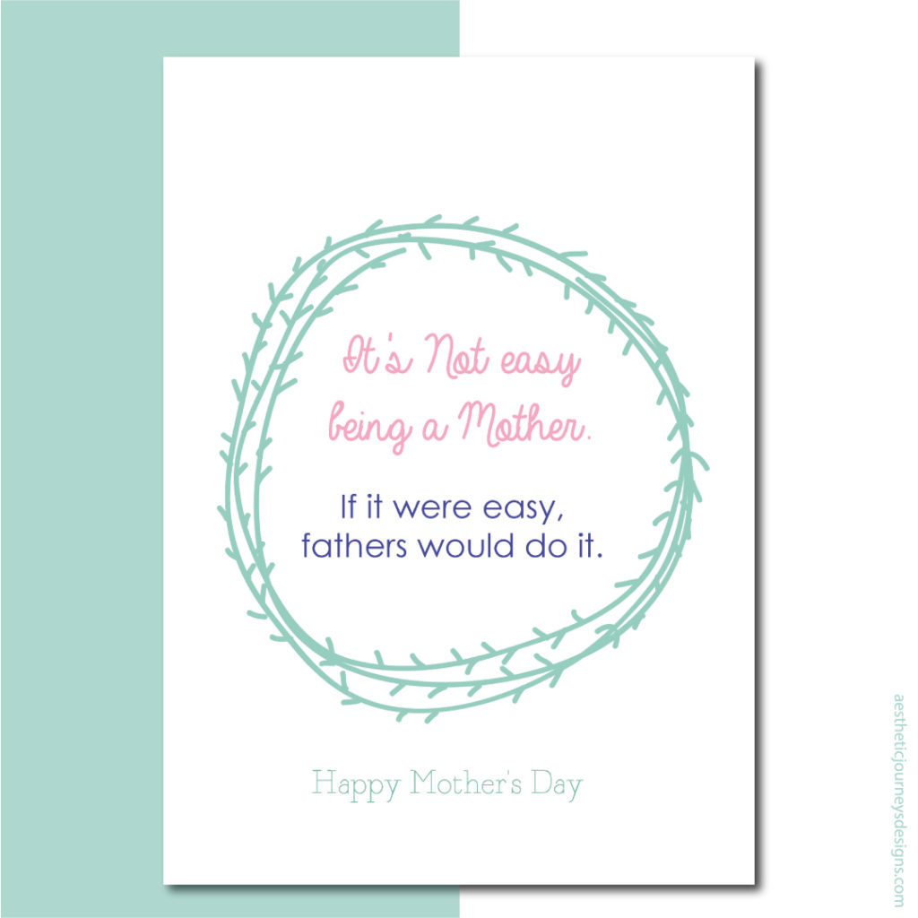 Funny Quote about Mothers