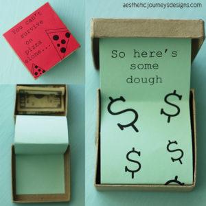 Graduation Gift Box