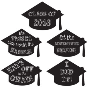 Graduation Cap Stickers