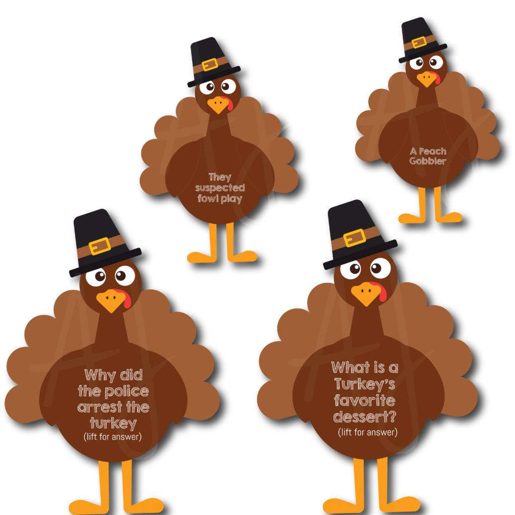 Thanksgiving Turkey Jokes