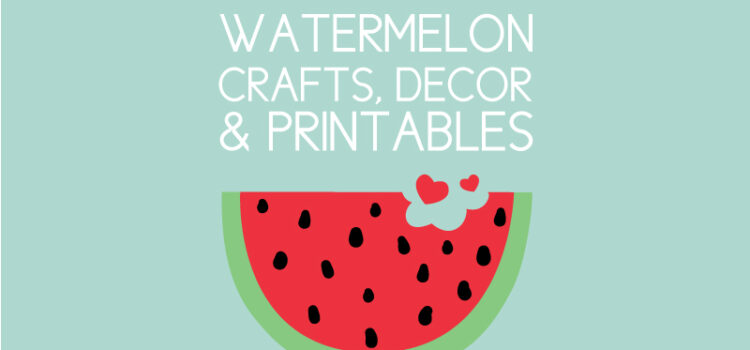The Perfect Summertime Fruit Makes Summer Decor You'll Love