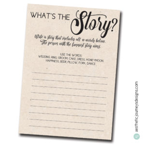 What's the Story