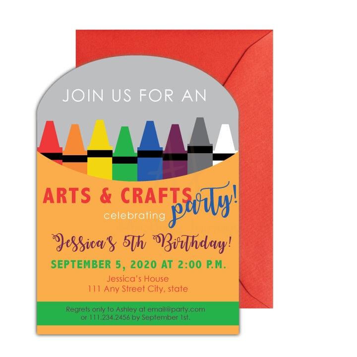 arts.and.crafts.invite