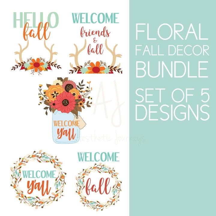 fall.floral.bundle