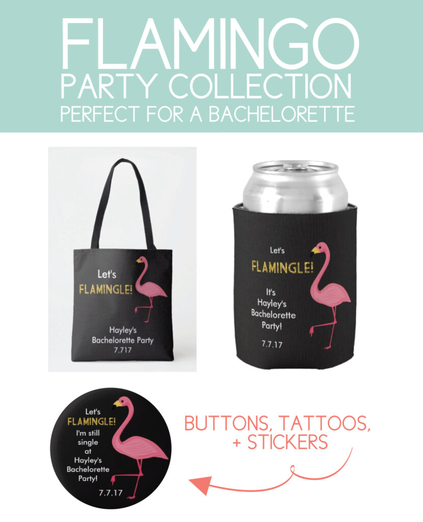 flamingo party collection