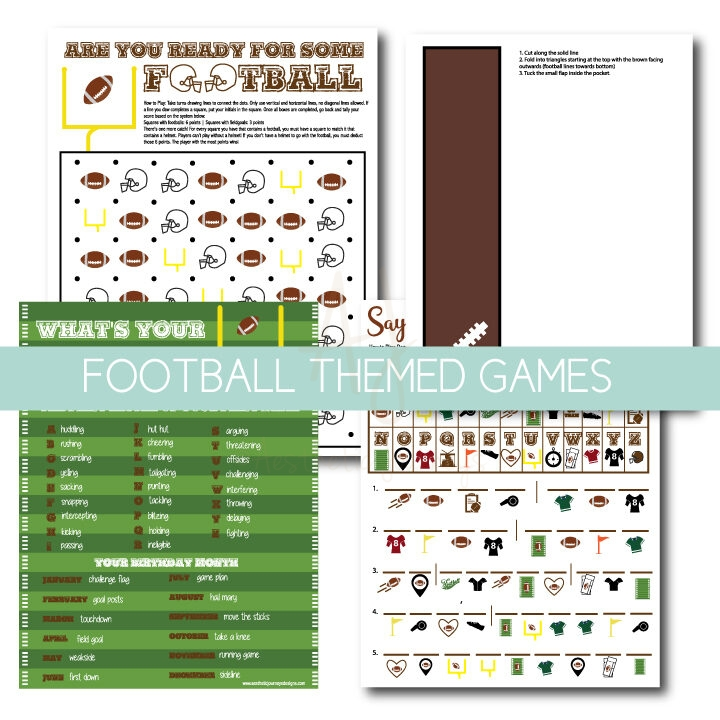 Football Games Bundle