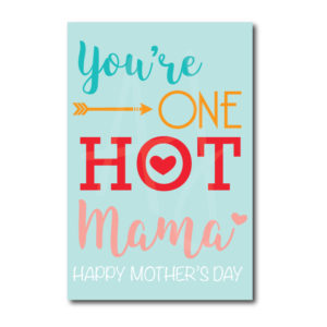Husband mother's day card