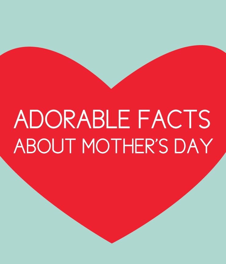 adorable mother's day facts
