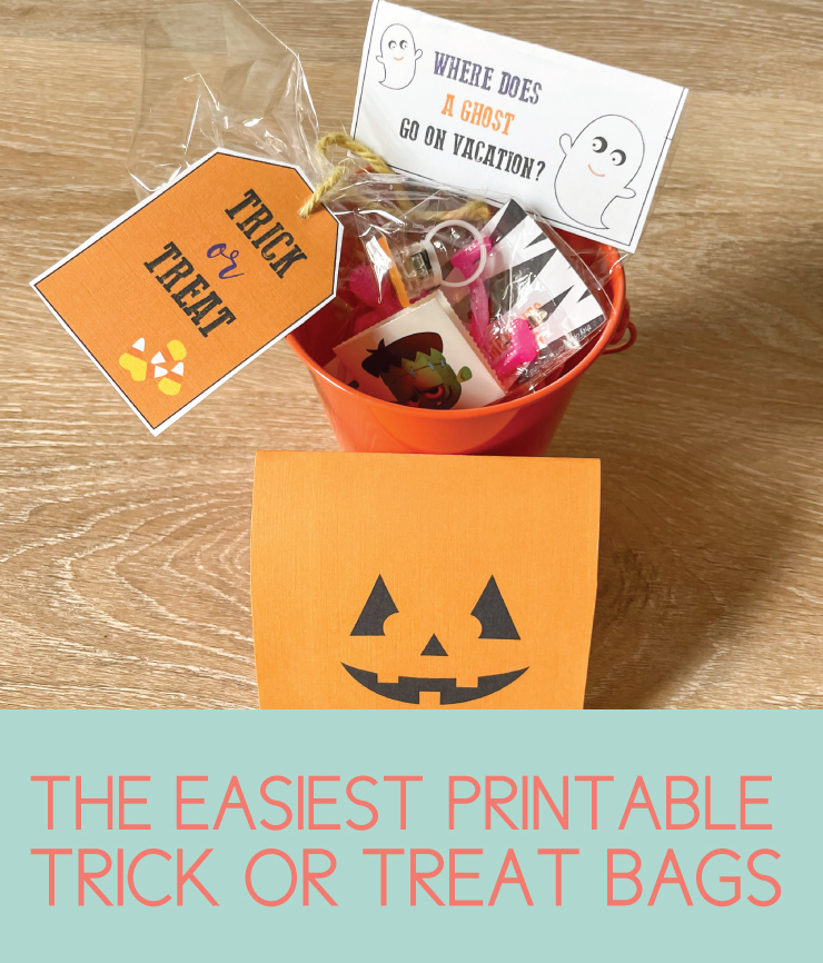 trick or treat printables