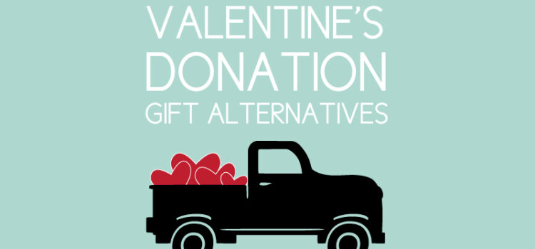 valentine's donation gifts