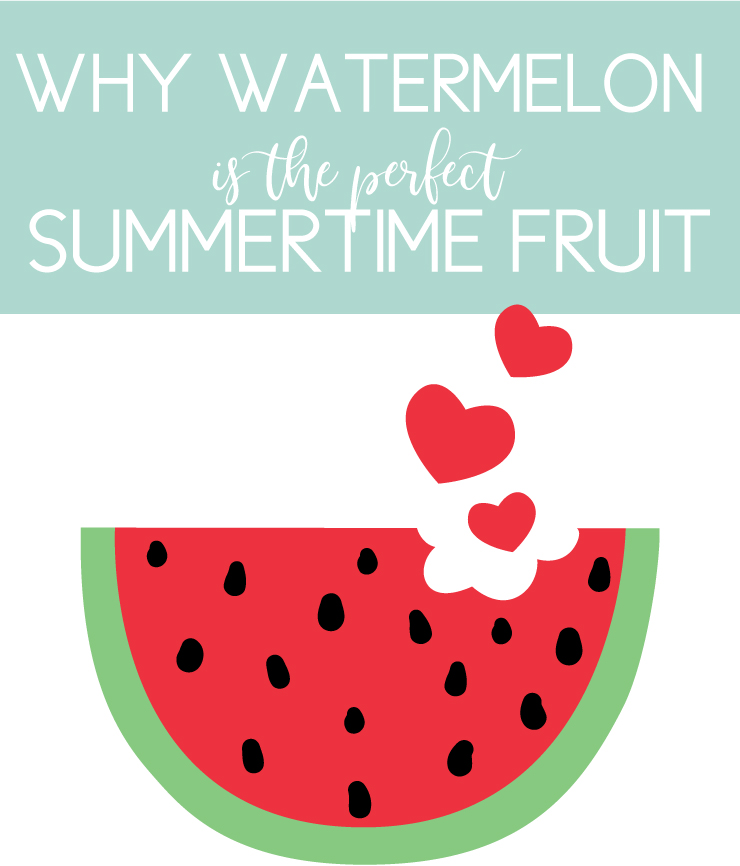 watermelon crafts, home decor, and printables