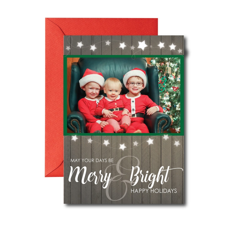 wooden.merry.bright.photo.card