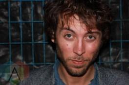 Daniel Romano at the Wolfe Island Music Festival. (Photo: Curtis Sindrey/Aesthetic Magazine)