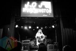 JoJo Worthington performing at the 2015 Toronto Independent Music Awards in Toronto on October 23, 2015. (Photo: Francesca Ludikar/Aesthetic Magazine)