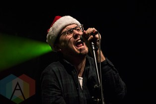 Seaway performing at The Danforth Music Hall in Toronto on December 20, 2015 during the Stay Warm Festival. (Photo: Theo Rallis/Aesthetic Magazine)