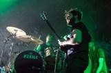 Foals performs at Rebel Nightclub in Toronto on November 7, 2016. (Photo: Katrina Lat/Aesthetic Magazine)