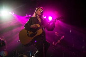 Martha Wainwright performs at the Mod Club in Toronto on November 23, 2016. (Photo: Mike Fowler/Aesthetic Magazine)