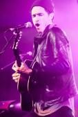 Marc Scibilia performs at Velvet Underground in Toronto on March 15, 2017. (Photo: Jaime Espinoza/Aesthetic Magazine)