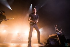 Simple Plan performs at the Air Canada Centre in Toronto on March 14, 2017. (Photo: Brandon Newfield/Aesthetic Magazine)
