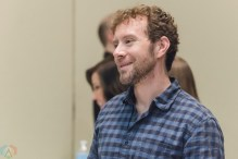 T.J. Thyne (Bones) appears at Toronto ComiCon 2017 at the Metro Toronto Convention Centre in Toronto. (Photo: Angelo Marchini/Aesthetic Magazine)