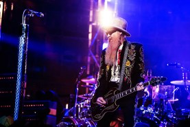 ZZ Top performs at NRG Park in Houston on March 21, 2017 during the Houston Rodeo. (Photo: Joey Diaz/Aesthetic Magazine)