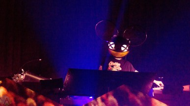 Deadmau5 performs at the Fillmore Detroit in Detroit on April 13, 2017. (Photo: Taylor Ohryn/Aesthetic Magazine)