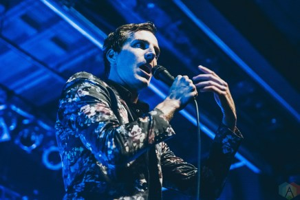 The Maine performs at the Phoenix Concert Theatre in Toronto on April 25, 2017. (Photo: Janine Van Oostrom/Aesthetic Magazine)