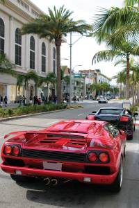LA-car