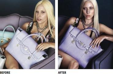 Lady Gaga B&A