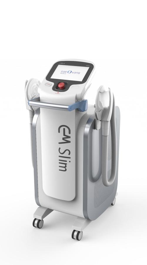 CMSlim high intensity electromagnetic stimulator