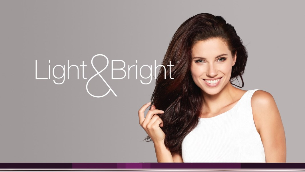 Nordlys Light & Bright treatment
