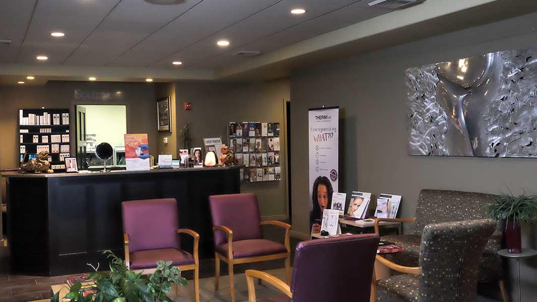 ASLC waiting room