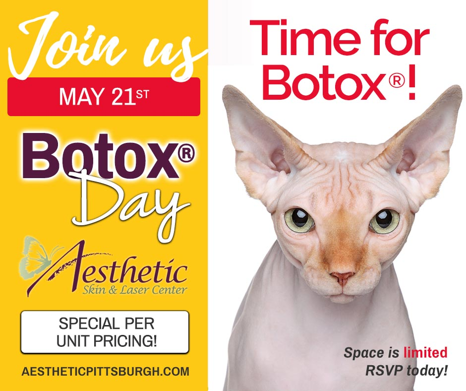 May 21 Botox Day