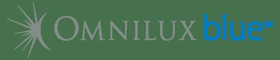 OmniLux blue logo