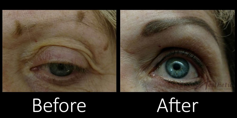 Pittsburgh permanent makeup eyebrows