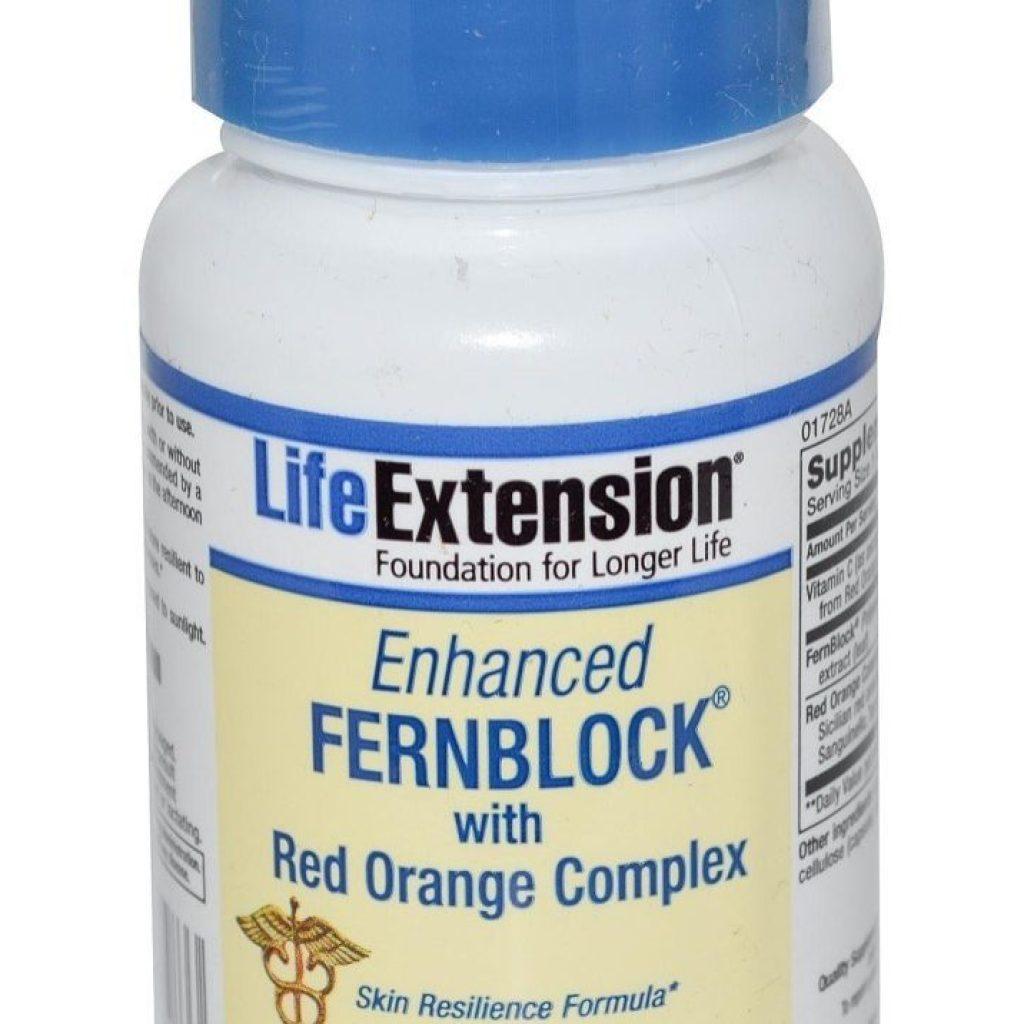 FernBlock® has shown remarkable effectiveness in shielding skin against dangerous ultraviolet exposure