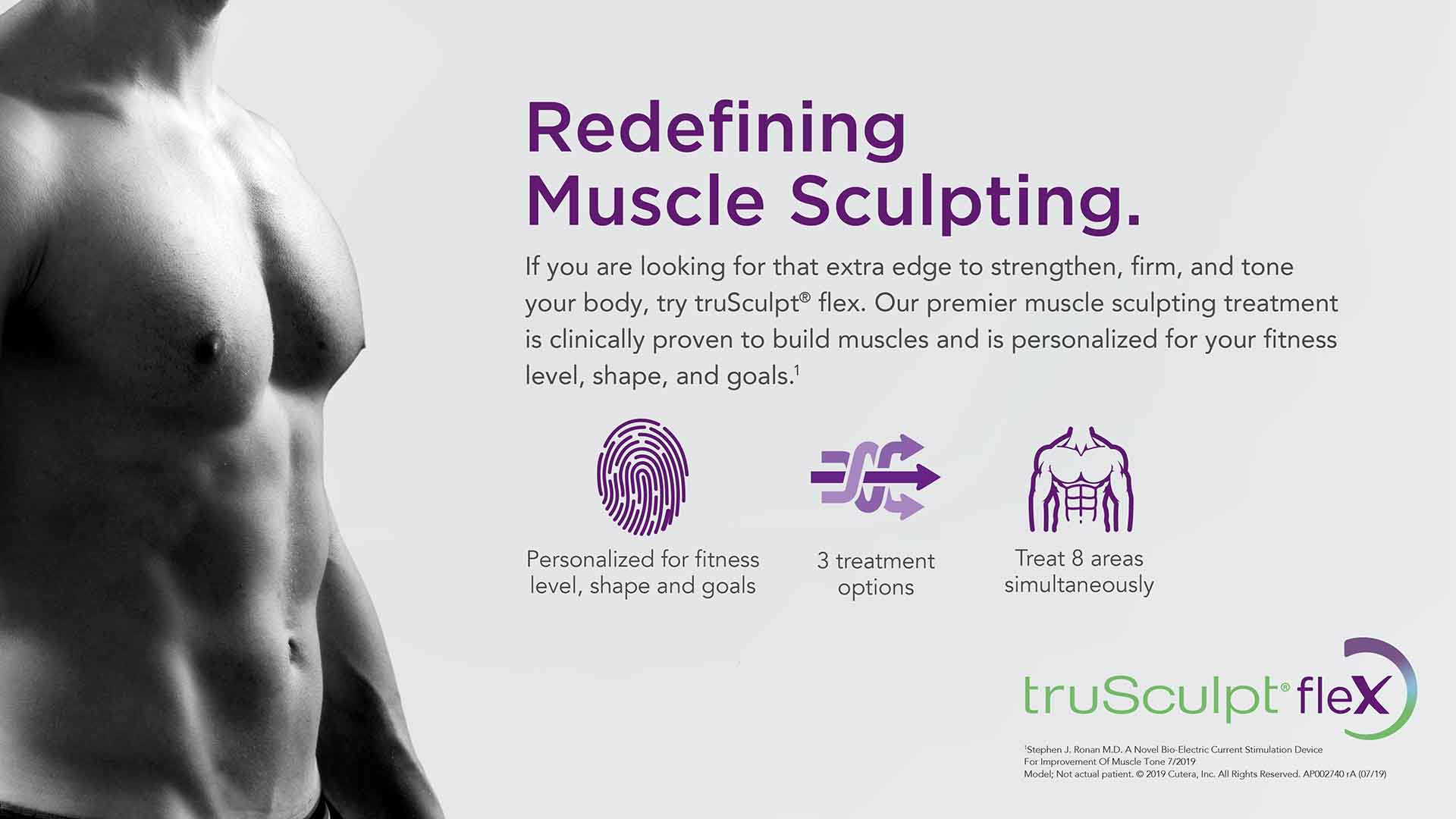 truSculpt flex muscle sculpting