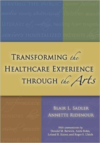 https://www.amazon.com/Transforming-Healthcare-Experience-Through-Arts/dp/0984232605/ref=sr_1_1?ie=UTF8&qid=1475264874&sr=8-1&keywords=Transforming+the+Healthcare+Experience+through+the+Arts