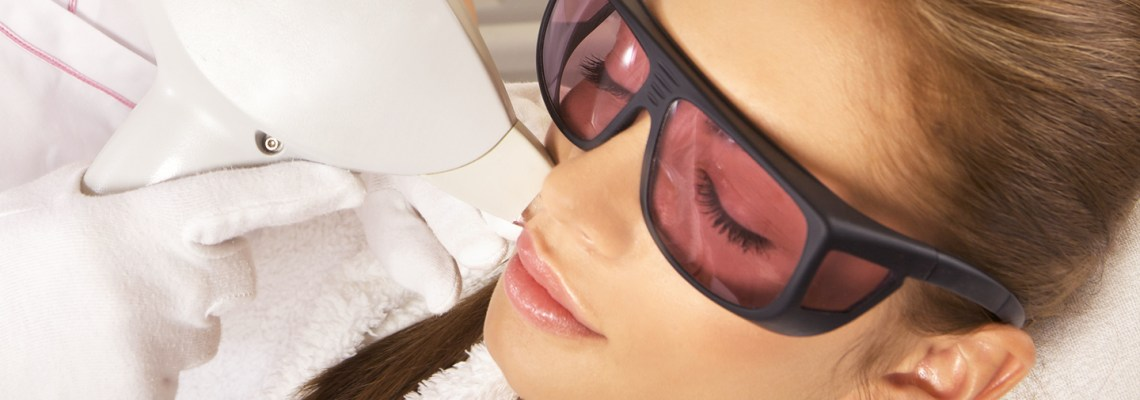 What is an IPL (Intense Pulsed Light) Treatment?