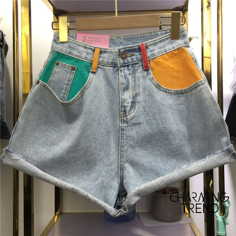 New Loose Flavor Shorts