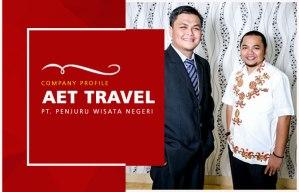 company profile aet travel