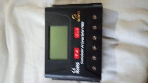 Controlador de Carga CCS-P3024 Sun21 3