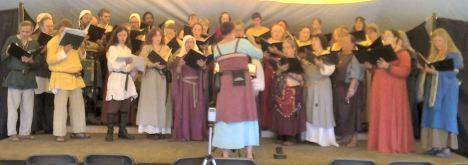 Pennsic Choir Siri