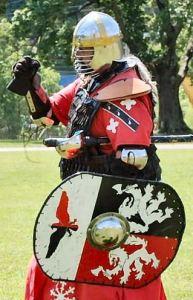 Sir Thorgrim Skullsplitter. Photo by Sir Thorgrim.
