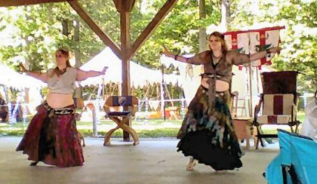 Middle Eastern Dancers