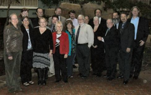 Board members and Corporate officers. Photo by Madame Cynthia du Pont.
