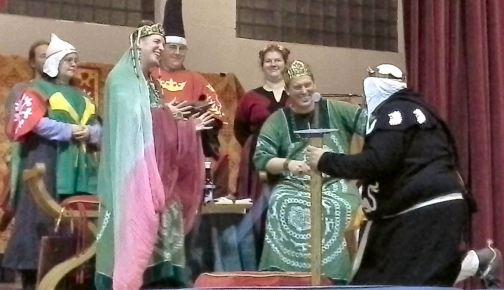 Duke Duncan receives a Sycamore.